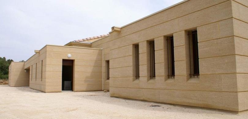 architecte bâtiments publics Castillon-du-Gard